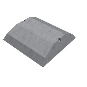 Плита пригрузочная для фундаментов ВЛ 1150 кВ