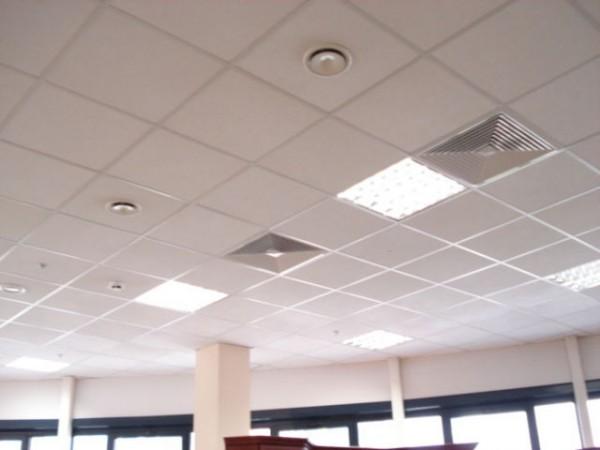 Плита Филингран 600х600мм, толщина 13мм для системы подвесного потолка. Германия.