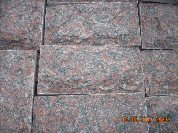 Плита-скала(фасадна) з різних видів граніта