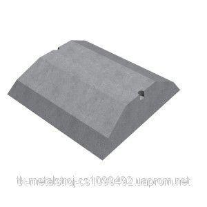 Плита стрічкового фундаменту ФЛ 12.12-3 1400х1180х350