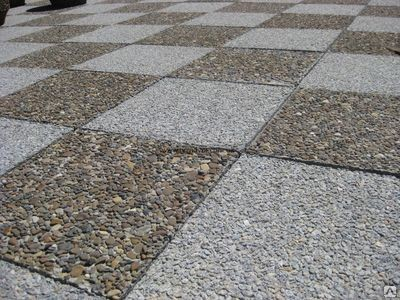 Плита тротуарная