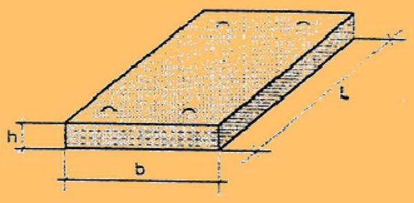Фото 1 Плита покриття кабельних каналів УБК 5А 330734