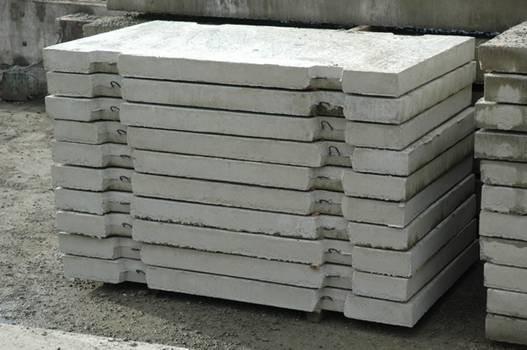 Плитатрамвайная колейная КТК размер 2994х1360х180
