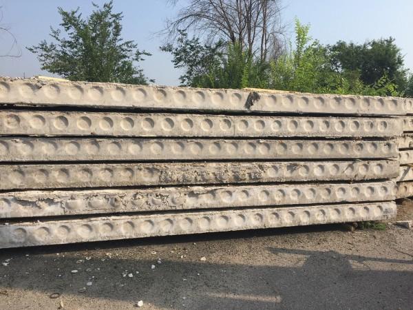 Плиты перекрытия бу по низким ценам с доставкой по области.