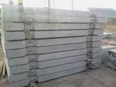 Плиты дорожные  2ПДГ6-2