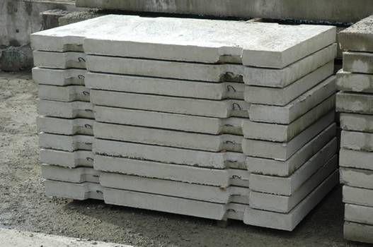 Плиты дорожные железобетонные 2П 60x18.30