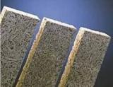 Плиты откосов из щепоцементных плит VELOX WS толщиной 50 мм