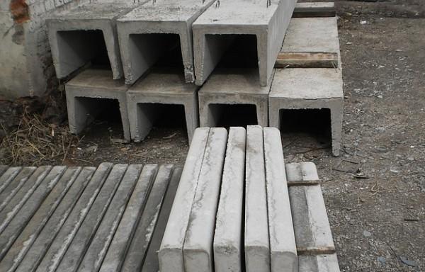 Плиты перекрытия лотков П3-8 (740*570*50) П8-8 (2990*1160*100)