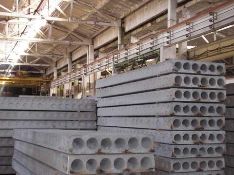плиты перекрытия от Ковальской- 15% в сортименте
