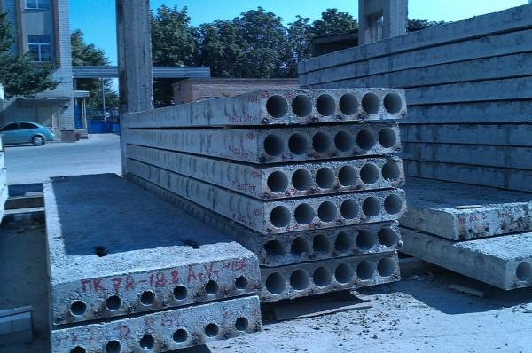 Плиты перекрытия шириной 1180мм и 1480мм и длиной от 2380мм до 7180мм. Цена до 3850,00 грн.