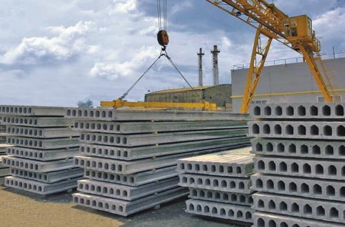 Плиты перекрытия, ЖБИ, перемычки, фундаментные блоки