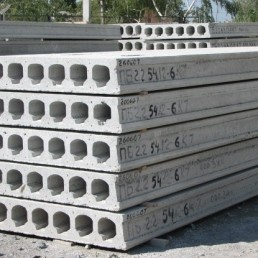 Плиты перекрытия ЖБИ. Длина - от 2 метров до 9 метров. Ширина - 1м; 1,2м; 1,5м; 1,8м. Нагрузка - 8