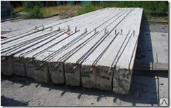 Плити стрічкових фундаментів ФЛ