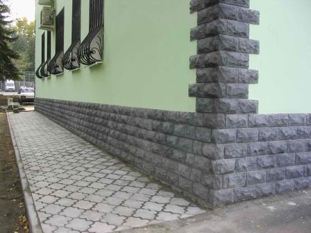 Плитка для цоколя, Николаев Цокольная плитка в Николаеве Плитка для облицовки цоколя