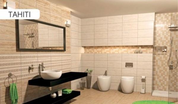 Плитка для ванной комнаты от мировых производителей. Испания, Италия, Болгария, Турция, Китай.