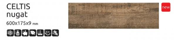 плитка напольная селтис нуга