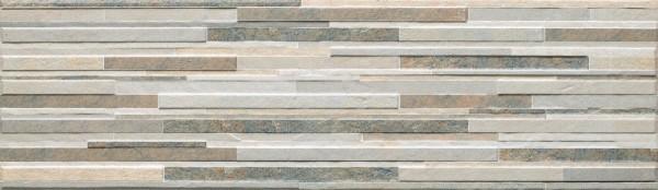 плитка фасадная Зебрина Форест 600x175x9 мм
