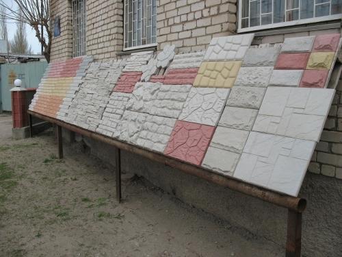 Фасадная плитка облицовочная - рванный камень, кирпичная кладка, каменная кладка, сланец