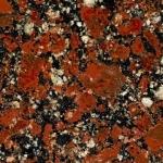 Плитка гранитная облицовочная - Капустинское месторождение