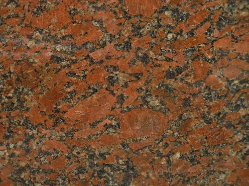 плитка гранитная полированнаятермо Капустянского месторождения