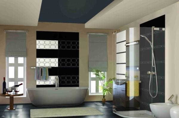 плитка керамическая Нео - Гео 25х60 Ceramika Color