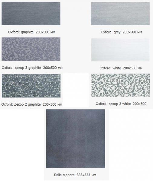 плитка керамическая Оксфорд 20х50 CERAMIKA KONSKIE
