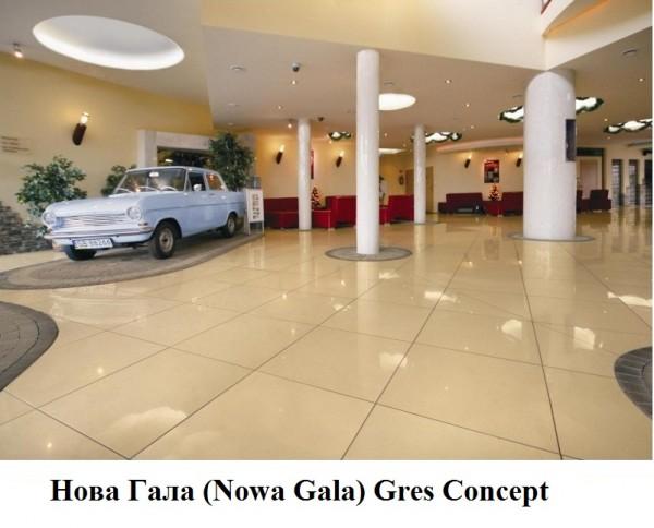Плитка керамогранит Нова Гала, грес Nowa Gala Concept 30х60 полир от 220 грн