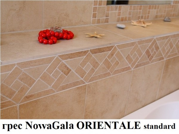 плитка керамогранит Нова Гала, грес Nowa Gala ORIENTALE , OR standard 60 х 60 от 200 грн