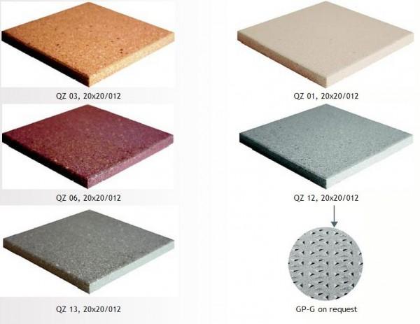 плитка керамогранит Нова Гала, Nowa Gala грес QUARZITE , QZ 20 х 20 от 140 грн.