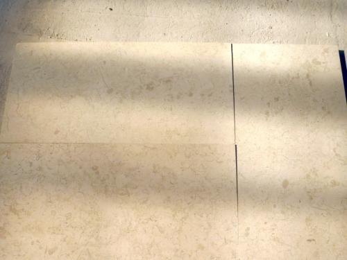 Плитка мрамор Крема Маре в наличии г. Симферополь 60х30х2 см