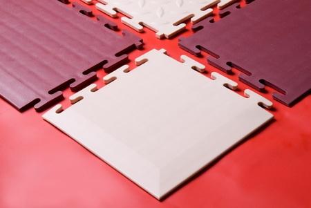 Плитка ПВХ напольное покрытие