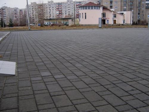 Плитка Римская,3 элемента, толщина 60 мм. Допустимо для дорожного покрытия. Цвет серый. Доплата за цвет 9-45 грн.
