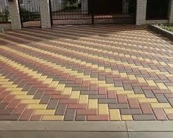 Фото 1 Плитка тротуарная ФЭМ Кирпич толщиной 4см и 6см 338326