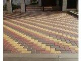 Фото 1 Плитка тротуарна ФЕМ Цегла товщиною 4 см і 6 см 338326