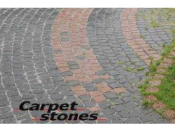 Плитка тротуарная Каменный Ковер