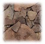 Плиточка, природний камінь піщаник рижий закарпатський