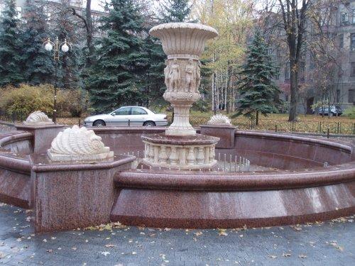 Фото  1 Фонтаны из гранита Николаев 138218