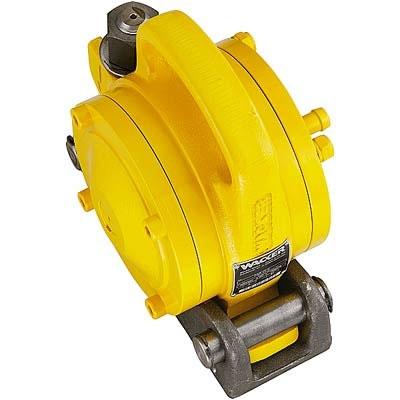Пневматический площадочный вибратор PAR 27/2. Стандартное центробежное усилие, кН 27; Потребляемый ток, А 1,58
