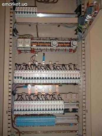 Подключение диференциального автомата или УЗО (от 16А до 32А)