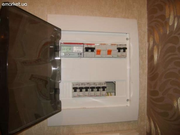 Подключение и установка распределительной коробки