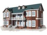 Фото  4 Подоконник , декор для фасада из пенопласта ПД-044 2299290