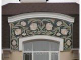 Фото  5 Подоконник , декор для фасада из пенопласта ПД-055 2299290