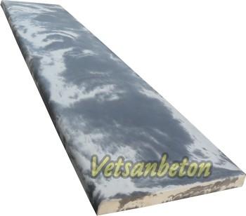 Подоконники бетонные