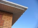 Подшивка свеса крыши(подветровки)со фитом. Только работа.