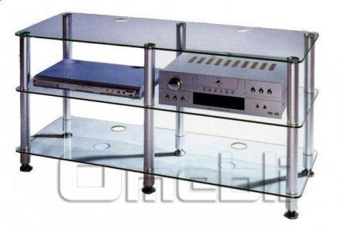 Подставка под TV F-12 стекло прозрачное A10194