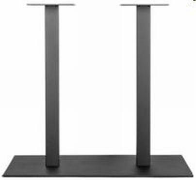 Подстолье для стола Милан Double. Основание для стола. База. Основа для стола. Опора для стола.