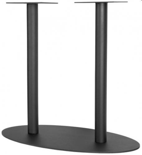 Подстолья для стола Вероно Double. Основание для стола. Базадля стола. Основа для стола. Опора для стола.