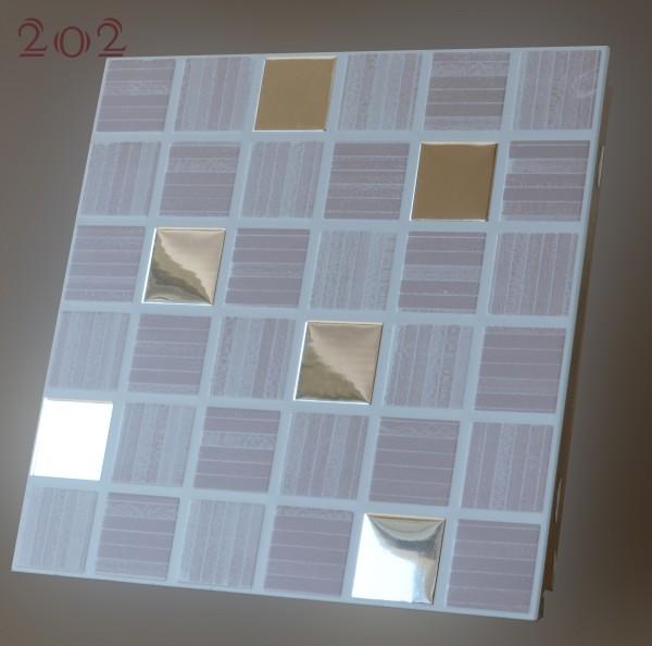 Подвесной потолок, кассета 202,