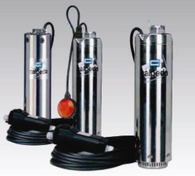 Погружные насосы для организации водоснабжения из колодцев. Производитель CALPEDA, Италия. Гарантия 2 года.