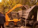 Фото  1 Погрузка строительного мусора автопогрузчиком 1872843